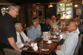 Men's Breakfasts – 4th Saturday monthly