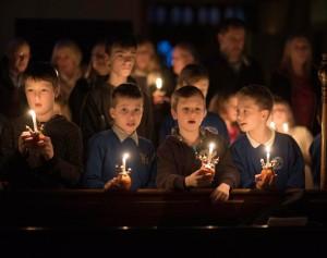 St Mark's & St Margaret's Christingle Service