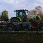 Plough Sunday at St Mark's Church
