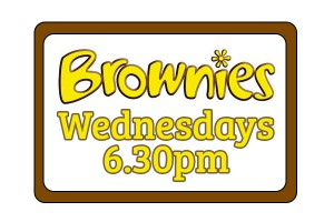 4th Altrincham St Margaret's Brownies Launched Sept 2016