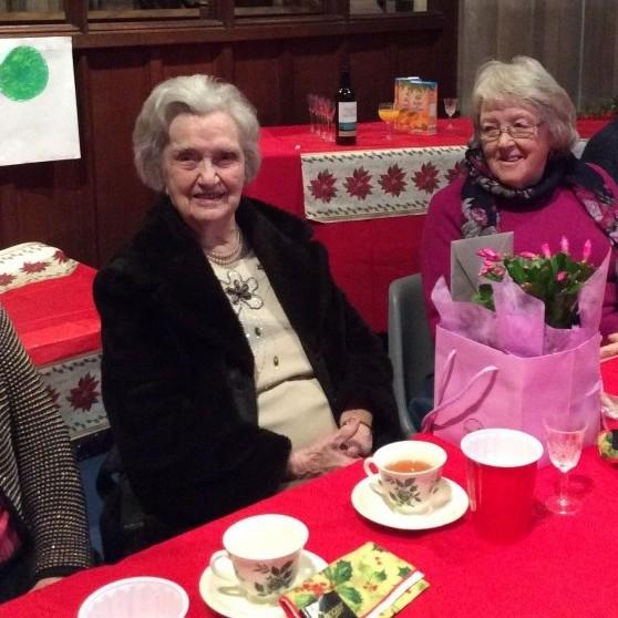 Happy 100th Birthday Peggy