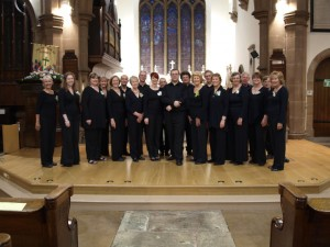 Alteri choir concert 18th March 2017