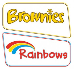 brownies-rainbows-guides-logos