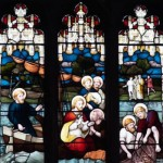Historian helps kickstart campaign to preserve St Margaret's windows