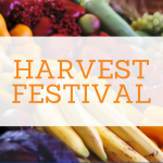 Harvest Festival on Sunday 4th October