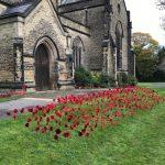 Remembrance at St Margaret's & St Mark's