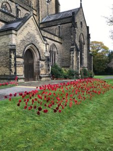 Remembrance at St Margaret's & St Mark's